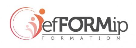 déclinaison logo efFORMip branche Formation